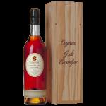 Cognac Gaston de Casteljac 1976 0,7LTR - Grand Champagne - wooden box