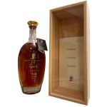 Cognac Albert de Montaubert 1957 0,7LTR Very Old Vintage - wooden box